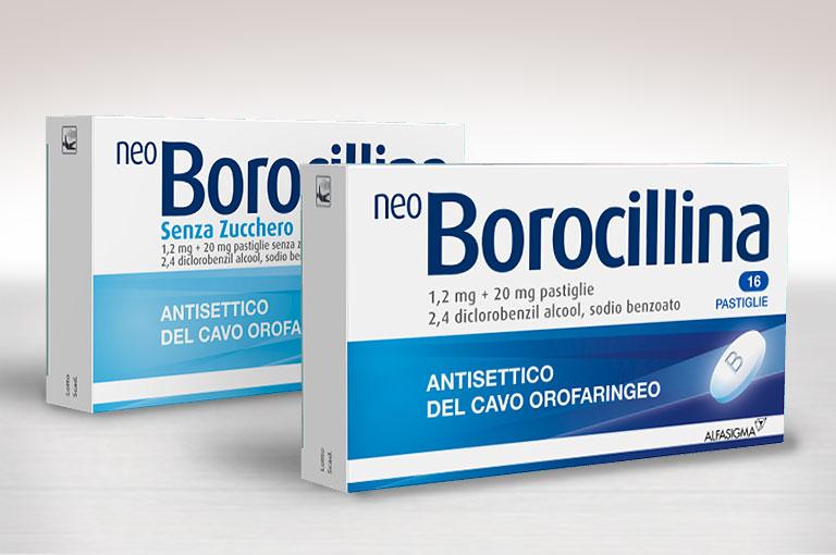 NeoBorocillina Pastiglie Classiche