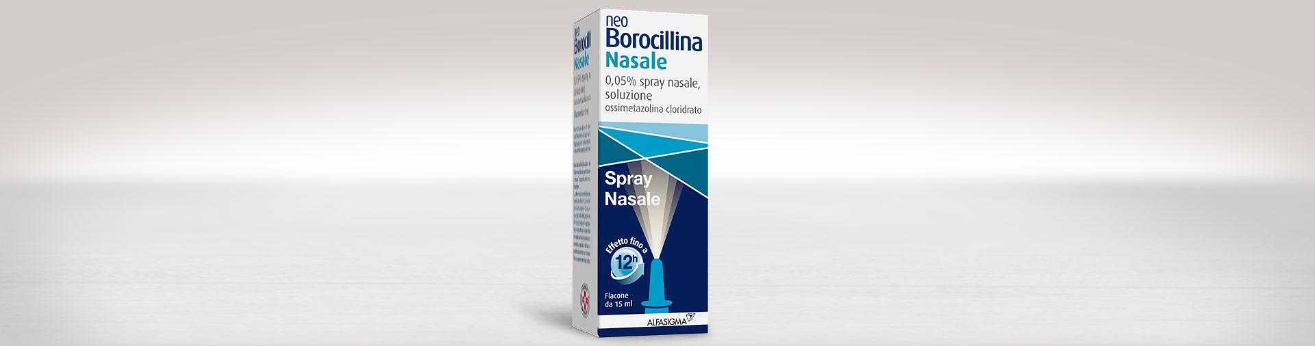 NeoBorocillina Nasale