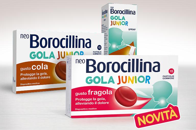 NeoBorocillina Gola Junior